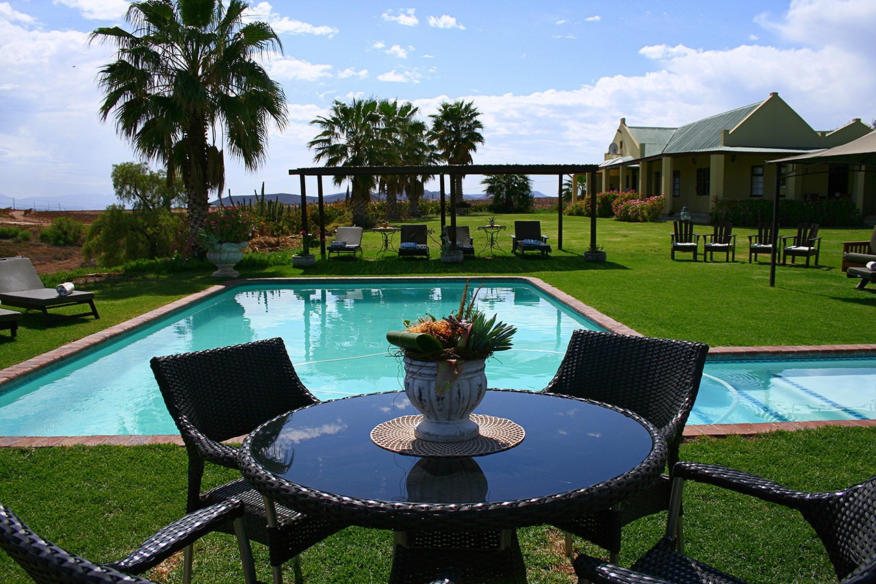 De Denne Country Guesthouse accommodation Oudtshoorn Klein Karoo
