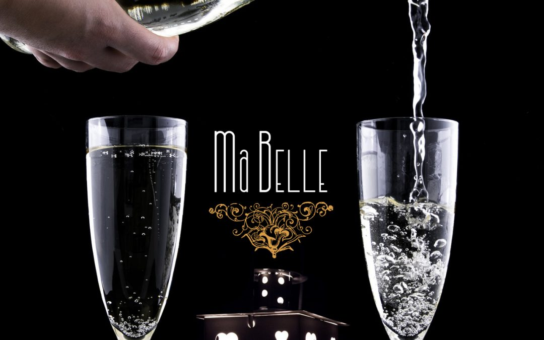Fancy a Free Bottle of Bubbly for Valentine at Ma Belle?