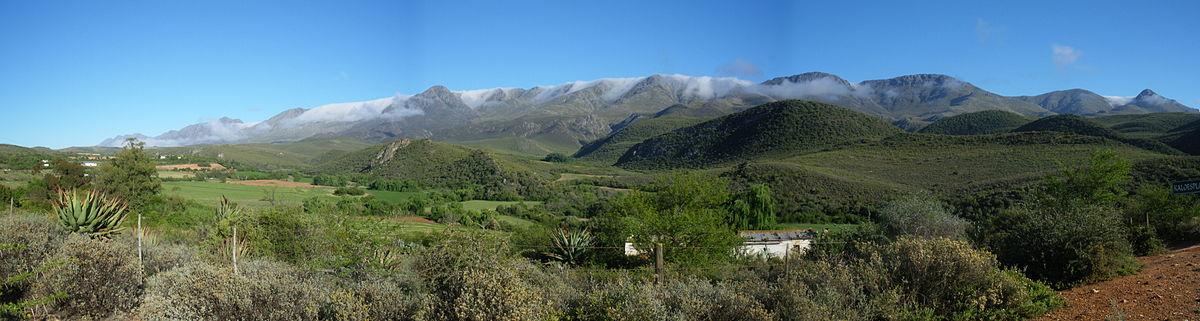 Swartberg Mountain Pass Mountain Range Little Karoo Klein Karoo oudtshoorn garden route