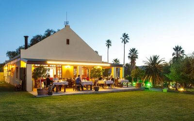 De Denne Country Guesthouse: An Oasis of Tranquility in the Klein Karoo