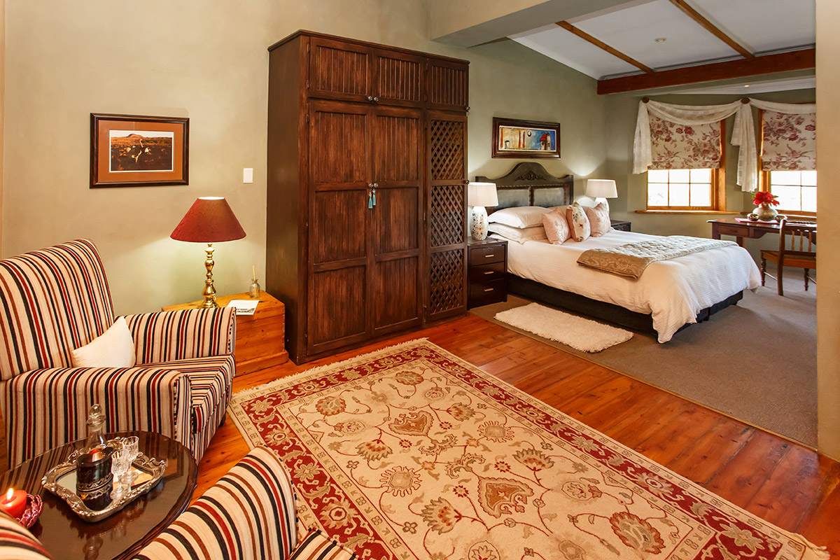 Country Guesthouse 4 star Accommodation Oudtshoorn